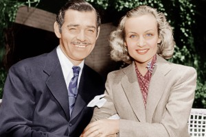 Clark Gable ve Carole Lombard, 1939